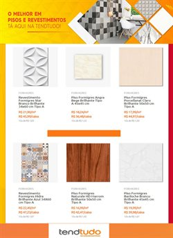 Ofertas Material de Construção no catálogo TendTudo em Salvador ( Vence hoje )
