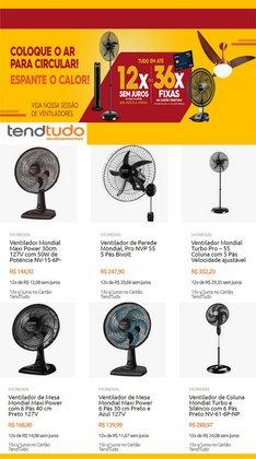 Ofertas de TendTudo no catálogo TendTudo (  Vence hoje)