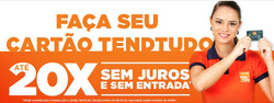 Promoção de TendTudo no folheto de Brasília