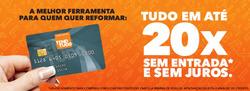 Promoção de TendTudo no folheto de São Luís