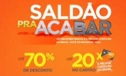 Promoção de Bricolagem, jardim e construção no folheto de TendTudo em Salvador