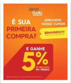 Cupom TendTudo em Salvador ( 19 dias mais )