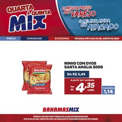 Ofertas de Bahamas Mix no catálogo Bahamas Mix (  Vencido)