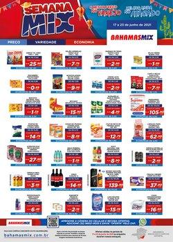 Catálogo Bahamas Mix (  3 dias mais)