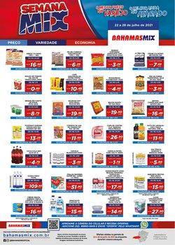 Ofertas de Bahamas Mix no catálogo Bahamas Mix (  Publicado ontem)
