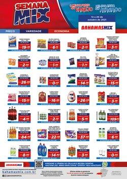 Catálogo Bahamas Mix (  2 dias mais)