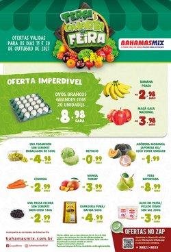 Ofertas de Supermercados no catálogo Bahamas Mix (  Válido até amanhã)
