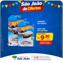 Ofertas de Farmácias e Drogarias no catálogo Farmácia São João (  Publicado ontem)