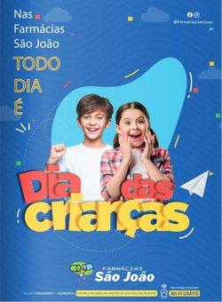 Ofertas de Farmácia São João no catálogo Farmácia São João (  8 dias mais)