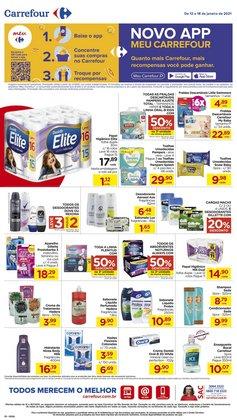 Ofertas de Gillette em Posto Carrefour