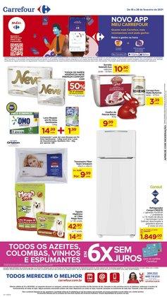 Catálogo Posto Carrefour ( 3 dias mais )