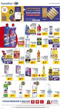 Ofertas de Veja em Posto Carrefour