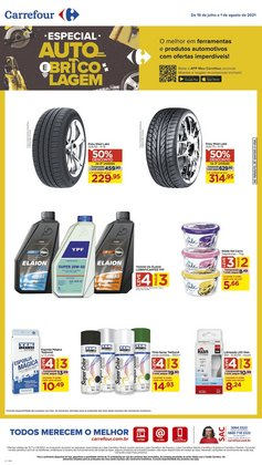 Ofertas de Carrefour no catálogo Posto Carrefour (  4 dias mais)