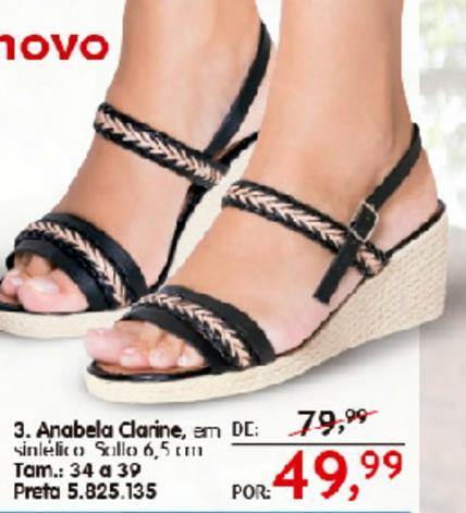 d2cf292e0832 Comprar Sandálias em Campinas | Ofertas e promoções