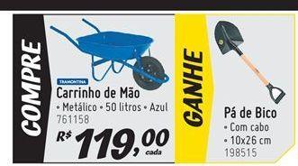 Oferta de Carrinho de mão de carga Tramontina por R$119
