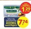Oferta de Sabonete Palmolive por R$7.74
