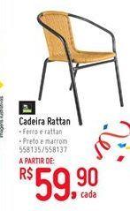Oferta de Cadeiras por R$59.9