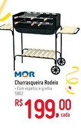 Oferta de Churrasqueira por R$199