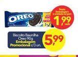 Oferta de Biscoitos Oreo por R$5.99