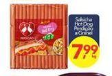 Oferta de Salsicha Perdigão por R$7.99