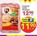 Oferta de Linguiça por R$12.9