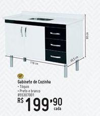 Oferta de Cozinha por R$199.9