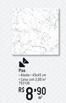 Oferta de Pisos por R$8.9