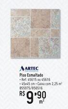 Oferta de Pisos Artec por R$9.9