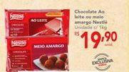 Oferta de Chocolates Nestlé por
