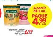 Oferta de Sabonete líquido Palmolive por R$6,99