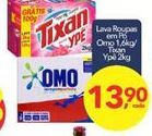 Oferta de Detergente Omo por R$13,9