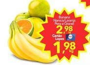 Oferta de Banana por
