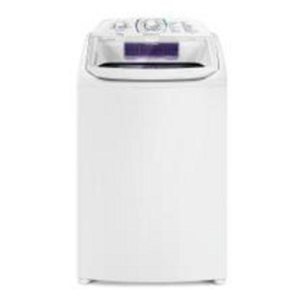 Oferta de Máquina de Lavar 14Kg Electrolux Premium Care com Cesto Inox, Jet&Clean e Sem Agitador (LPR14) por R$1756,55