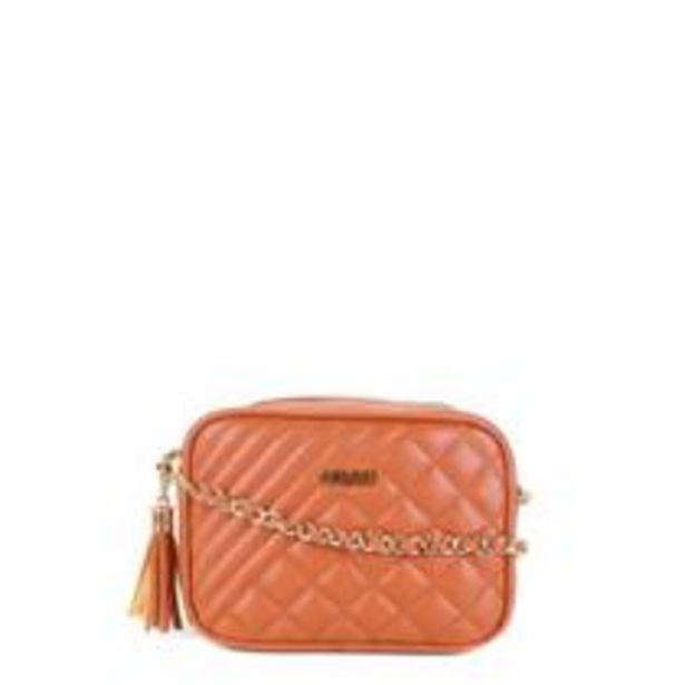 Oferta de Bolsa Colcci Mini Bag Matelassê Alça Corrente Feminina por R$279,99