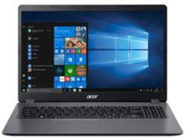 Oferta de Notebook Acer Aspire 3 A315-54-55WY Intel Core i5 por R$3561,55