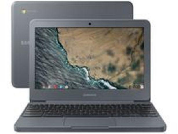 Oferta de Chromebook Samsung XE501C13-AD3BR Intel Celeron por R$1661,55