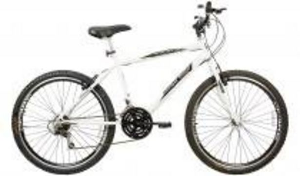 Oferta de Bicicleta Aro 26 Thunder 21 M Sport Gold Branco por R$718,78
