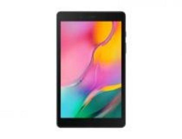 """Oferta de Galaxy Tab A (8"""") 4G - Preto por R$899,1"""