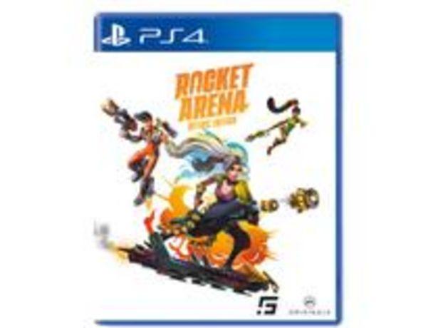 Oferta de Rocket Arena Mythic Edition para PS4 por R$79,9