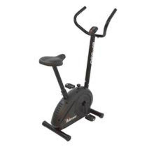 Oferta de Bicicleta Ergométrica Polimet Bp-880 5 Funções Preta por R$479,9