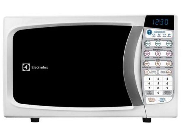 Oferta de Micro-ondas Electrolux MTD30 por R$478