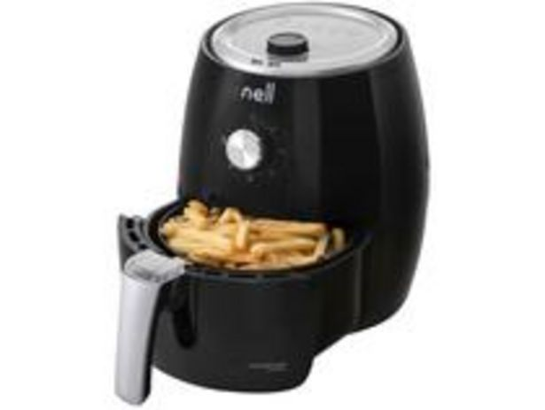 Oferta de Fritadeira Elétrica sem Óleo/Air Fryer Nell Smart por R$299,9