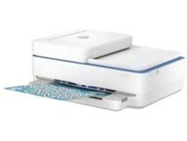 Oferta de Impressora Multifuncional HP DeskJet Plus Ink por R$699