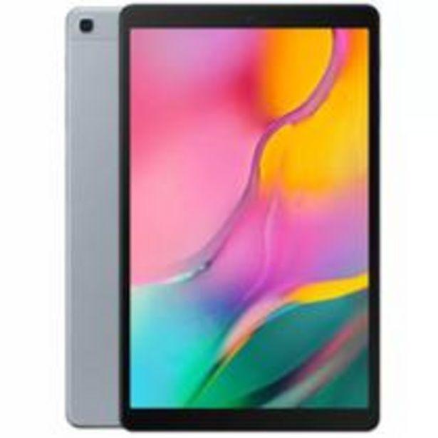 "Oferta de Tablet Samsung Galaxy Tab A 32GB 10,1"" T510 Wi-Fi - Android 9.1 Octa Core Câm. 8MP Selfie 5MP por R$1413,72"