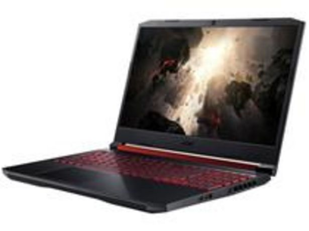 Oferta de Notebook Gamer Acer Nitro 5 AN515-54-58CL Intel por R$4939,05
