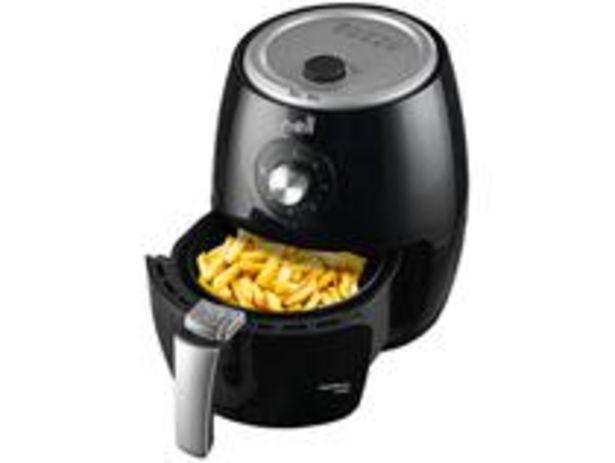 Oferta de Fritadeira Elétrica sem Óleo/Air Fryer Nell Smart por R$249