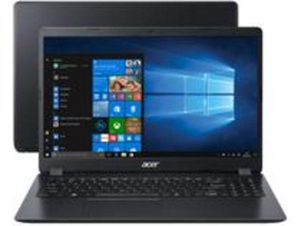 Oferta de Notebook Acer Aspire 3 A315-42G-R8LU AMD Ryzen 5 por R$3609,05