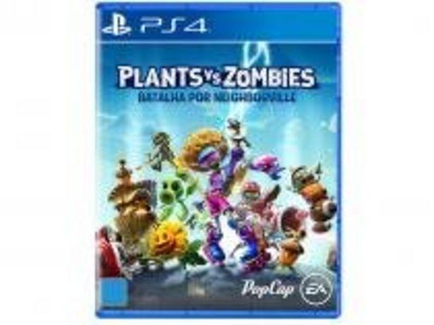 Oferta de Plants vs. Zombies: Batalha por Neighborville por R$89,91