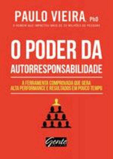 Oferta de Livro - O poder da autorresponsabilidade: Livro de bolso por R$6,5
