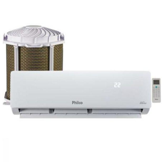 Oferta de Ar Condicionado Split Philco Inverter 12000 Btus Frio 220V PAC12000ITFM9W por R$1579
